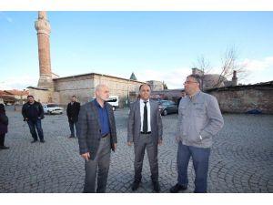 Beyşehir'de İçerişehir Mahallesi Eski Kimliğine Yeniden Kavuşacak