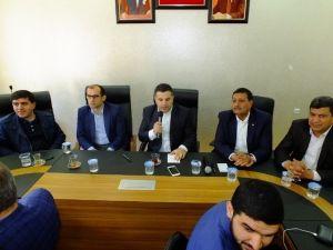 Harran'da Girişimcilere Yol Haritası İsimli Toplantı Gerçekleştirildi