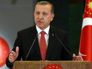 Erdoğan: Terör estirenlere karşı gerekli adımlar geciktirilmesin