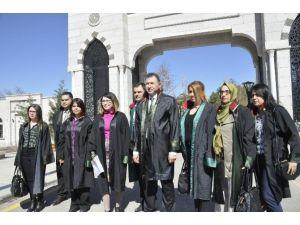 Kadın Avukatlardan Kadınlar Günü Mesajı
