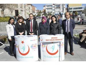 Aksaray'da Pulmoner Rehabitasyon Haftası Kutlanıyor