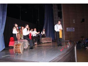 Çaycuma Eğitim İş Temsilciliğinden Tiyatro Şöleni