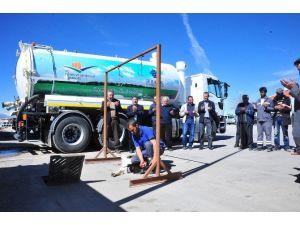 Karaman Belediyesi'nden Araç Parkına 2,5 Milyonluk Yatırım