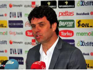 Arslan: Avrupa kupa hayalinde büyük bir darbe aldık