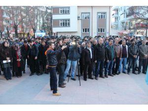 Çankırı'da yaşanan Kürtçe pankart gerginliğine Ülkü Ocaklarından açıklama