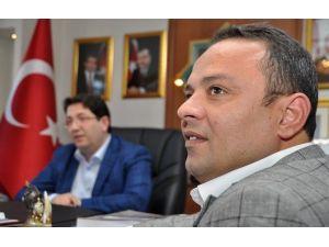 AK Heyetten Aksaray Belediyesi'ne Ziyaret