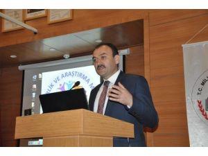 MEB Mesleki Ve Teknik Eğitim Genel Müdürü Osman Nuri Gülay: