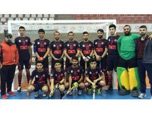Anadolu Ateşi Hokey Takımı Süper Lig Maçlarına Katıldı