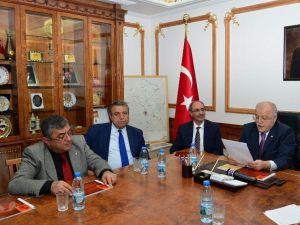 Kırşehir'de Yılın Ahisi Tornacı Ahmet Aslan