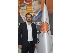 AK Parti İl Başkanı Mehmet Ali Tanrıver: