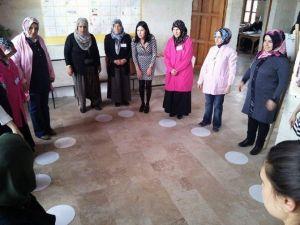 Uçhisar Kadın Kültür Ve Eğitim Merkezi Eğitimlerine Devam Ediyor