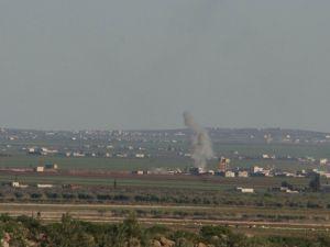 Tank Ve Fırtına Obüsleri IŞİD Mevzilerini Vuruyor