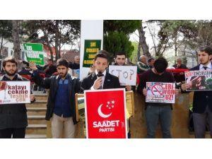 SP'li Gençlerden Hükümete Ve Yetkilileri Çağrı