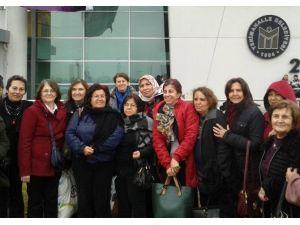 CHP Merkezefendi Kadın Kolları Başkanı Ve Yönetimi İstifa Etti