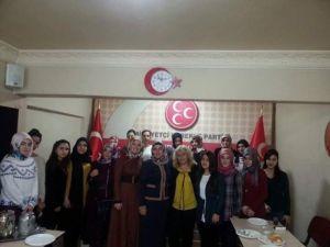Kadın Kolları Başkanı Güven'den Aydın'a Destek Açıklaması