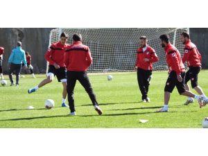 Vartaş Elazığspor Adanademirspor maçı hazırlıklarına başladı