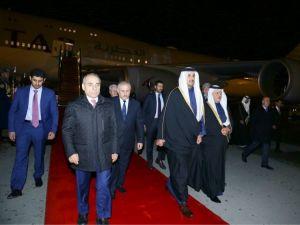 Katar Emiri Azerbaycan'da