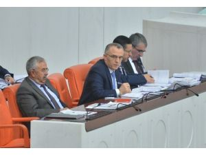 """Maliye Bakanı Ağbal: """"Türkiye'de Borç Büyüdü, Milli Gelir Daha Fazla Büyüdü"""""""