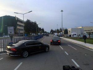 Kritik Brüksel Zirvesi Sonrası Başbakan İzmir'de