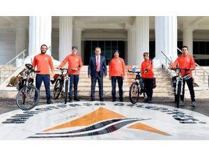 Muratpaşalı Bisikletçiler, Şehitler İçin Pedal Basacak