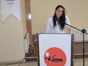 Kız Çocuklarının Okula Devamı İçin Toplantı