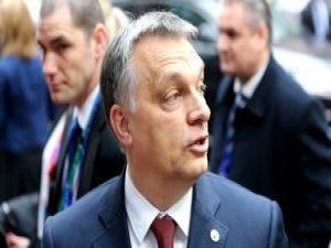 AB-Türkiye Zirvesine Macaristan Taş Koydu