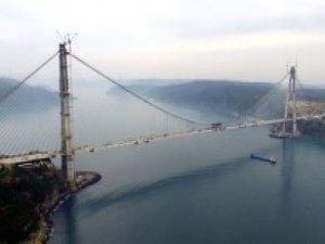 3. Köprü Günde En Az 1.1 Milyon Lira Ciro Yapacak