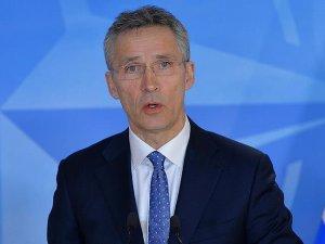 Stoltenberg: NATO Ege Denizi'nde faaliyetine başlıyor