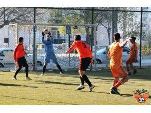 Aosb'de Futbol Heyecanı Başladı