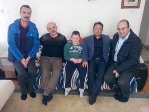 Kas Hastası Kubilay'a Öğretmenlerinden Yardım