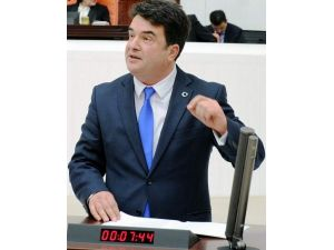 CHP'li Baydar, Aydın Milli Eğitim Müdürlüğü'ndeki İddiaları Meclis'e Taşıdı