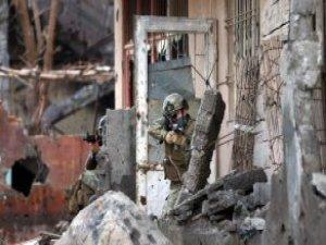 İdil'de Okula Giren Güvenlik Güçleri 13 PKK'lının Cesediyle Karşılaştı