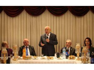 Başkan Yaşar, Muhtarlarla Birlik Mesajı Verdi