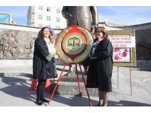 Kayseri Barosu Kadın Hakları Komisyonu Sorumlu Yönetim Kurulu Üyesi Av. Kadriye Akkaş Peker: