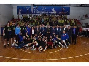 Düzce Belediyespor'da Play-off Sevinci
