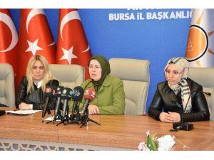AK Parti Bursa İl Kadın Kolları Başkanı Nihal Gökten:
