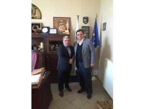 Burhaniye Ticaret Odası Midilli İşbirliği