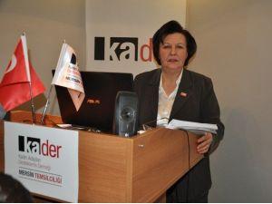 Ka.der 8 Mart Karnesini Açıkladı