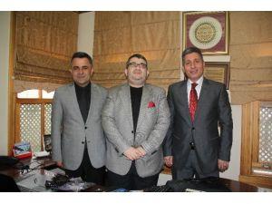 Yavuzaslan Ve Tütüncü'den Tasam Başkanına Ziyaret