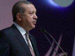 Erdoğan: Kadınlarımızın cinsiyetleri sebebiyle istismar edilmelerine daima karşı çıktık