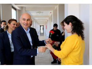 Hasan Kalyoncu Üniversitesi Rektörü Prof. Dr. Tamer Yılmaz: