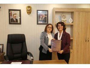 """""""TOBB Gaziantep Kadın Girişimciler Kurulu Ormanı"""" Protokolü İmzalandı"""