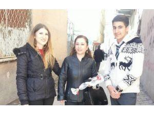 Hakkari'de Kadınlar Günü Kutlamaları
