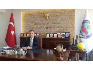 İl Özel İdare Genel Sekreterlik görevine Eldivan atandı