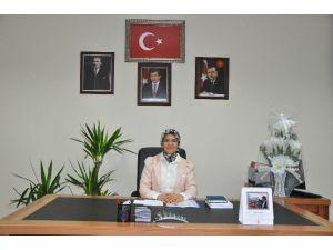 AK Parti İl Kadın Kolları Başkanı Bilgen'den Kadınlara Kutlama