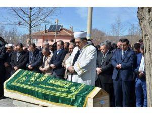 Vali Kahraman Çukurkuyu Eski Belediye Başkanı Osman Keskin'in Cenaze Törenine Katıldı