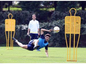 Fenerbahçe'de Braga hazırlıkları sürüyor