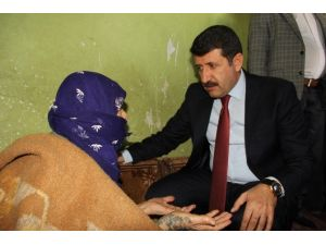 Eyyübiye Belediye Başkanı Mehmet Başkan Ekinci