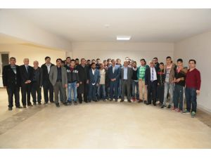 Battalgazi Belediyesi'nden YGS adaylarına moral desteği