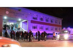 Derste Terör Propagandası Yapan Üniversite Öğrencisi Tutuklandı